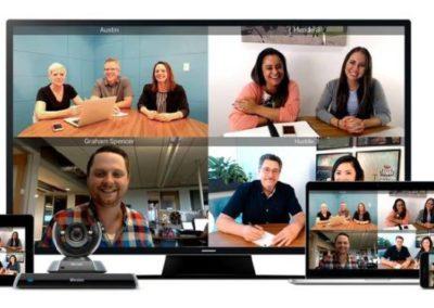 Videoconferenza anche in mobilità