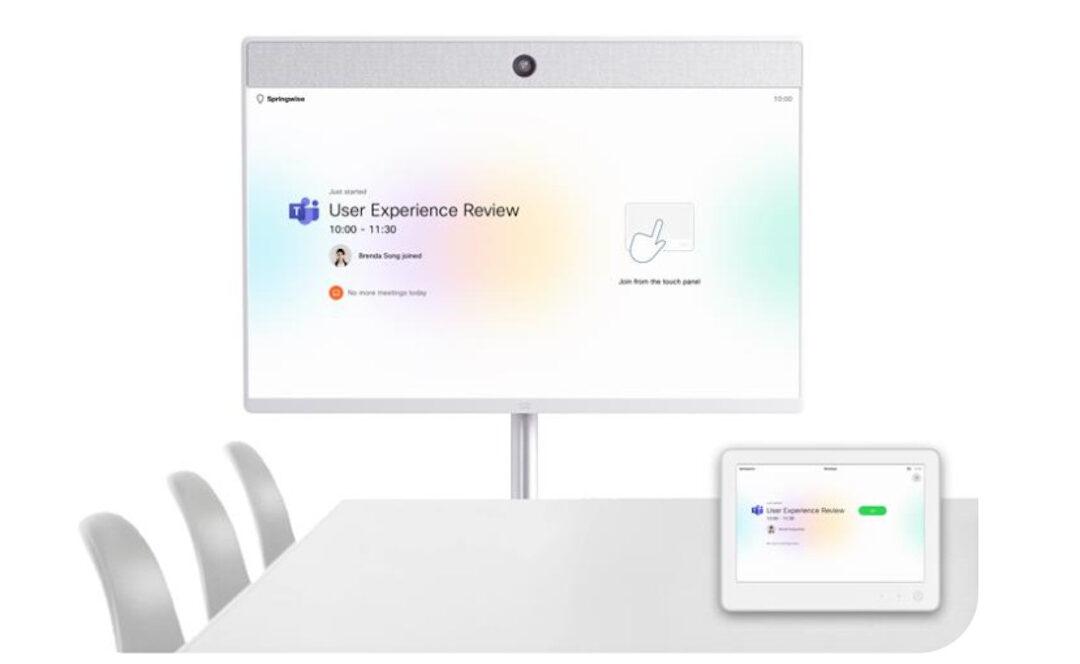 Meeting più semplici con Cisco e Microsoft