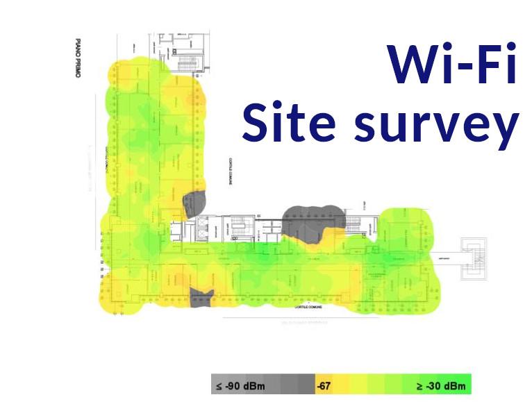 WiFi survey: cosa è importante sapere?