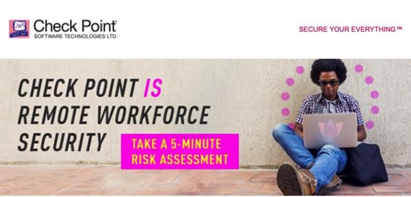 Valutazione della sicurezza della forza lavoro remota